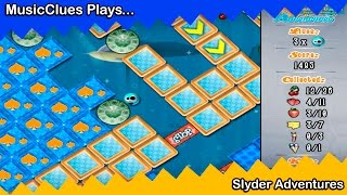 MusicClues Plays: Slyder Adventures