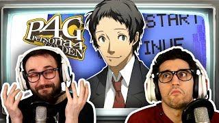 【 PERSONA 4 GOLDEN 】    BLIND Gameplay Walkthrough   Part 31