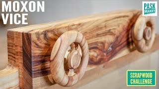 Making a Moxon Vice - Scrapwood Challenge ep30