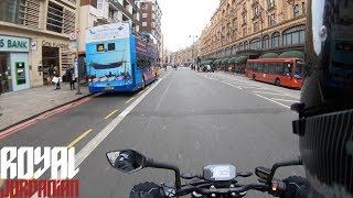 Commuting On The Ktm 790 Duke