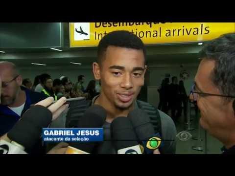 Seleção Brasileira lidera eliminatórias sul-americanas