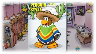 Club Penguin Rewritten: January Clothing Catalog