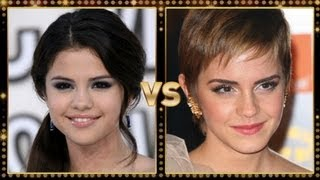 Selena Gomez Vs. Emma Watson: Round 1