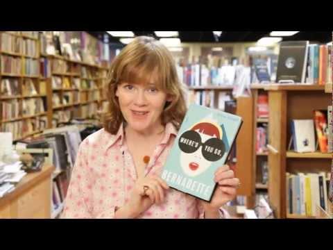 Book trailer - WHERE'D YOU GO BERNADETTE Mp3