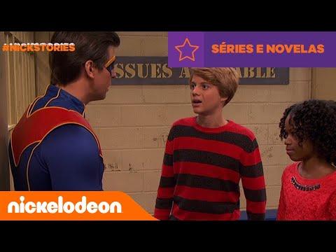 NickStories  Henry Danger: Presos no Natal  Brasil  Nickelodeon em Português