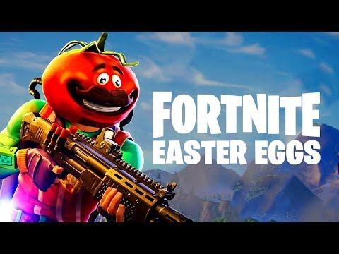 The Best Easter Eggs in FORTNITE (Part 2)
