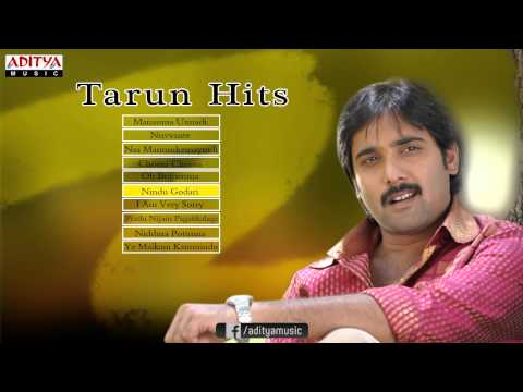 Tarun Tollywood Hit Songs|| Jukebox || Birthday Special
