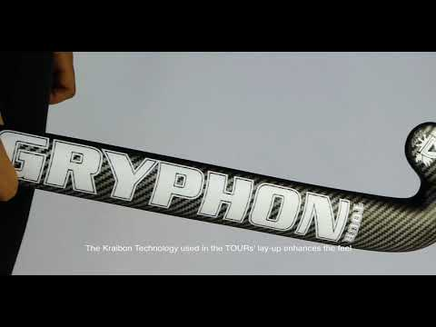 GRYPHON - G19 TOUR - Hockey Stick Introduction