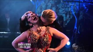 Bindi Irwin & Derek Hough - Argentine tango