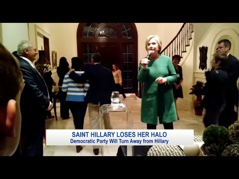 Ed Klein Confidential: Saint Hillary Loses Her Halo