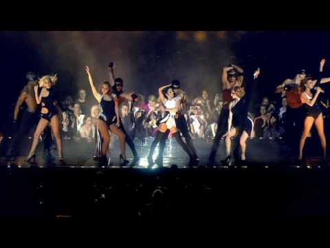 Girls Aloud - Love Is Pain [Out Of Control Tour DVD]