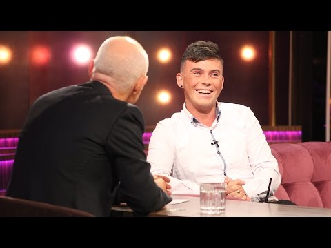 Traveller Darren Collins tells Ray about his brave decision to come out | The Ray D'Arcy Show