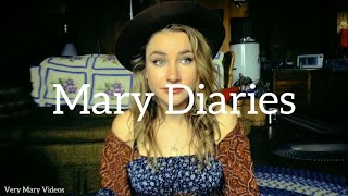 Happy Halloween! ❤️ becoming old person + how to handle bad feelings | Mary Diaries
