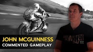 TT Isle of Man - Gameplay video with John McGuinness