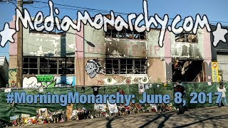 Gay Demons & Groping Cosby on #MorningMonarchy: #June8, 2017