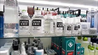A Day At Nigel's Beauty Emporium : Where I Buy Lashes, Ben Nye, Etc