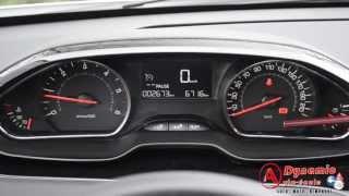 Vidéo vérifications intérieures permis Peugeot 208