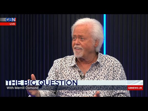 Merrill Osmond: Trump 'is a really nice guy' but was 'never really a fan of how he spoke'