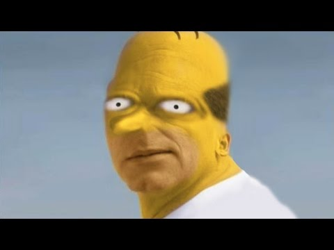 THE SIMPSONS IN REAL LIFE?