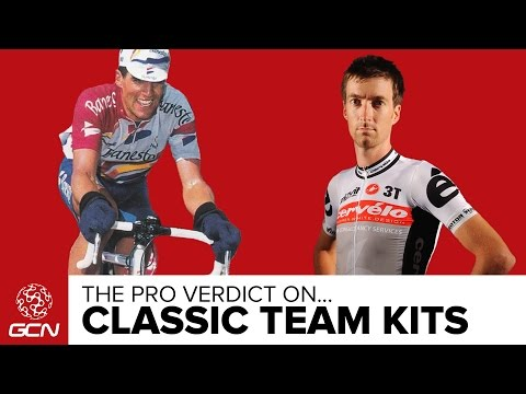 What's Your Favourite Pro Cycling Team Kit? GCN Asks The Pro Peloton At The Abu Dhabi Tour