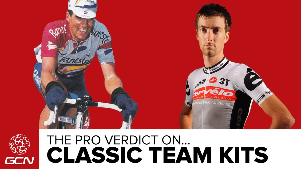 What s Your Favourite Pro Cycling Team Kit  GCN Asks The Pro Peloton At The  Abu Dhabi Tour 1dce96c38