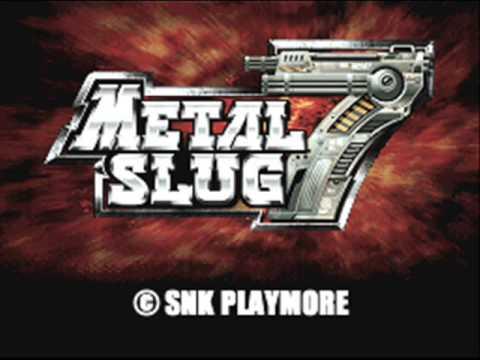 Metal Slug 7/XX OST: Coal Mine -Mission 2- (Extended)