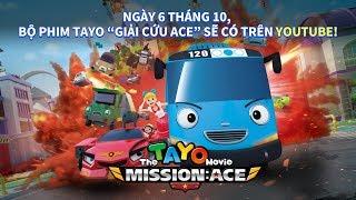 Tayo Sứ mệnhl Ace l phim chính thức đầy đủ (50 phút) l Tayo xe buýt nhỏ
