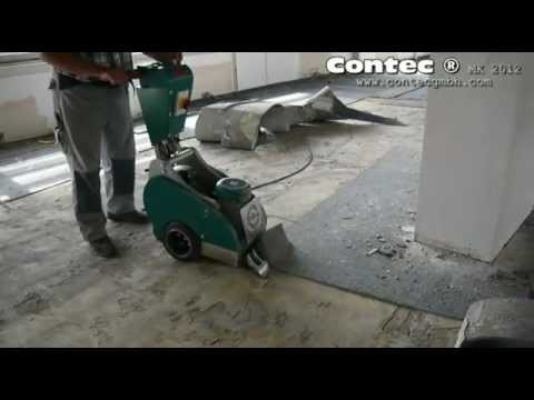 contec bull teppich und pvc entfernen removing carpet and pvc youtube