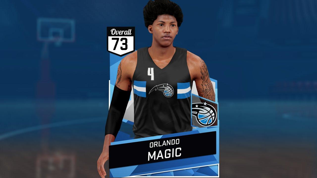 orlando magic new jersey 2016