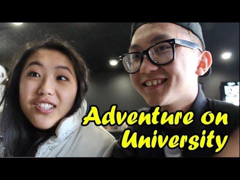 TouDay w/ Tou #1: Adventure on University