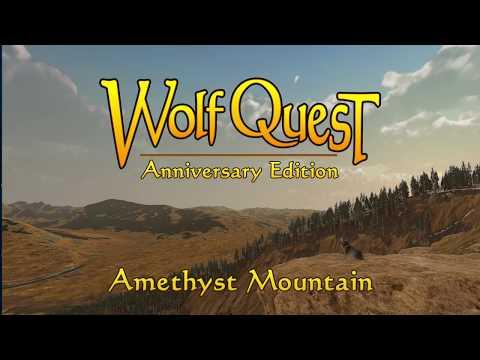 WolfQuest 3: Amethyst Trailer
