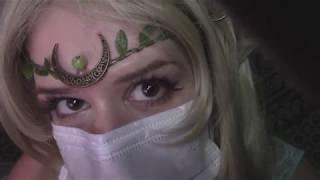 Woodland Elf Heals Your Wounds [ASMR Roleplay]
