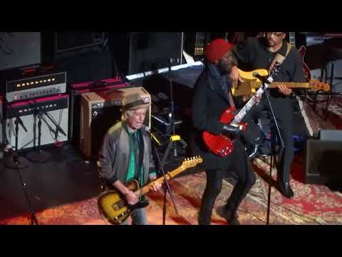 Keith Richards Beacon Theater March 15, 2018