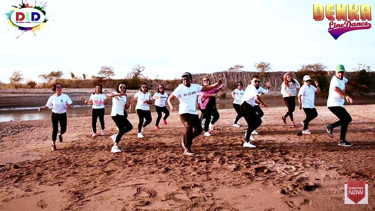 HOW YOU LIKE THAT Remix    LINE DANCE    KUPANG NTT    CHOREO DENKA NDOLU   