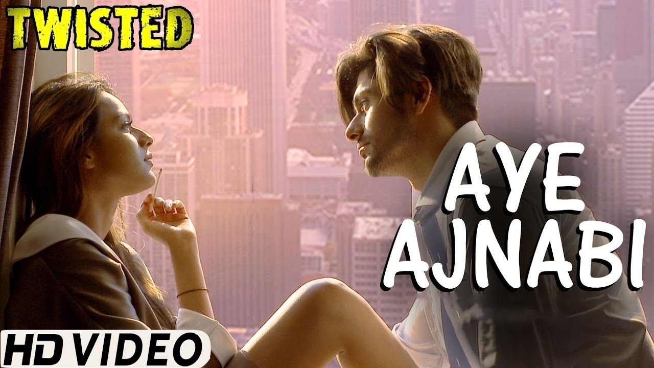 Ajnabee Lyrics and video of Songs from the Movie Ajnabee