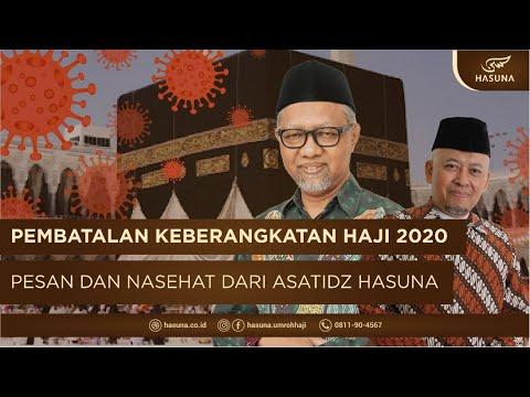 KMA No.494/2020 mengatur Pembatalan Keberangkatan Jamaah Haji pada PIH 2020, di antaranya: 1.Jamaah .
