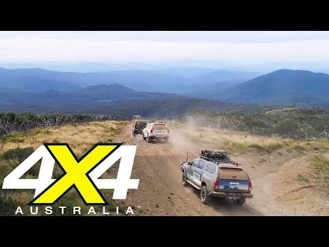 4x4 Adventure Series: Victorian High Country Episode 1 | 4X4 Australia