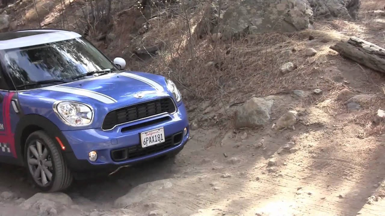 2011 Mini Countryman All4 Raw And Unleashed In Colorado Youtube