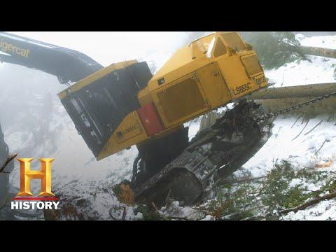 Ax Men: Danger On The Mountainside (Season 10) | History