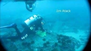 Explore.org SharkCam Maintenance at Frying Pan Tower, December 27, 2015