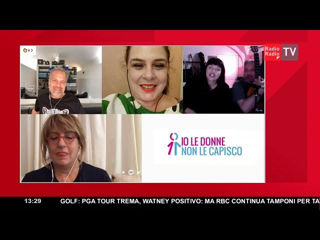 In bocca al lupo al nuovo duo canoro TheRoma: Nadia Natali e Alberto Laurenti