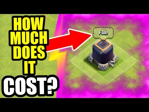 Clash Of Clans - THIS IS SO EXPENSIVE! - THE COST OF DARK ELIXIR! GEM SPREE!