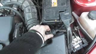 Инжекторный двигатель плохо тянет и провал при нажатии на газ