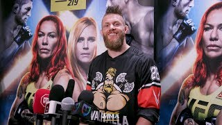 Emil Meek: 'It Feels Really Right' to Get Ranked Opponent In Kamaru Usman – MMA Fighting