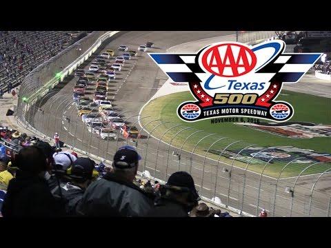2016 AAA Texas 500 at Texas Motor Speedway