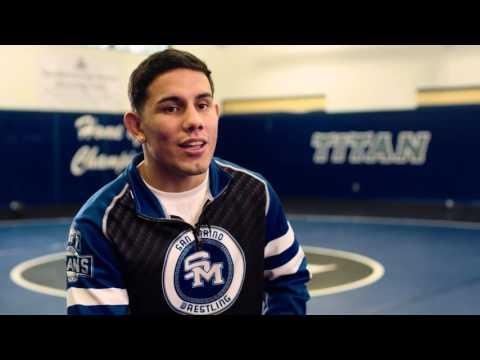 San Marino High School Wrestling 2016