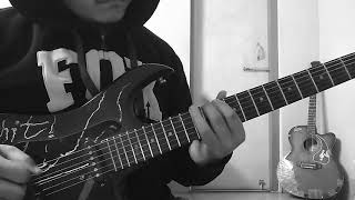 Architects - Doomsday in Standard Tuning(Drop D) | Guitar Cover