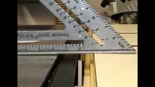 Folding/removable Table Saw Out Feed Table