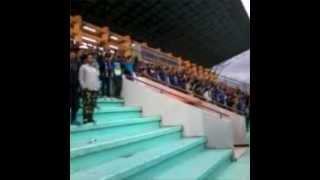 PPSM Magelang  VS  PSIM Jogja, 13 maret 2015  skor akhir 2-3 untuk kemenangan PSIM