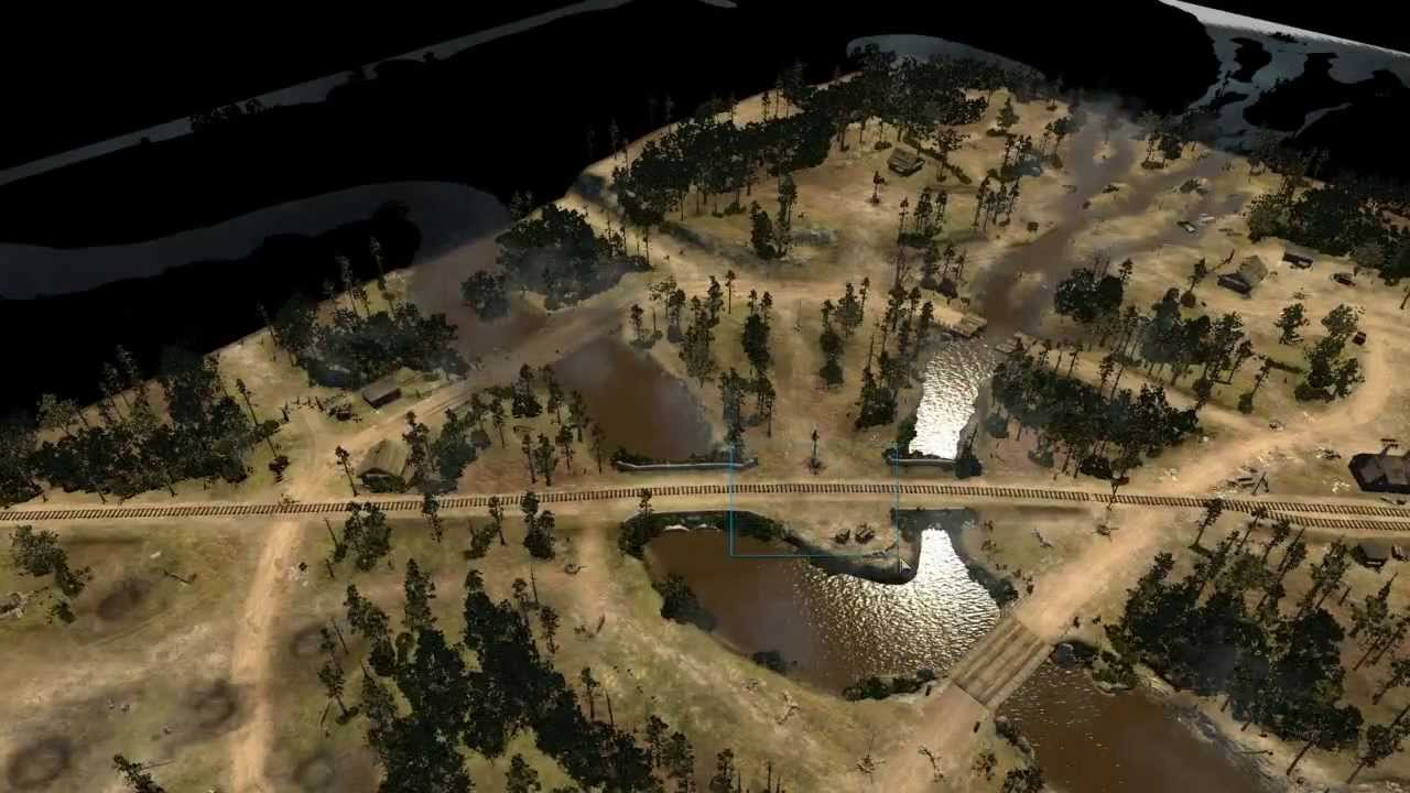 Map Review Pripyat 2017 Note Was One Of The Only Maps At Coh2
